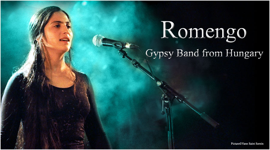 Official Website Of Romengo Gypsy Band From Hungary